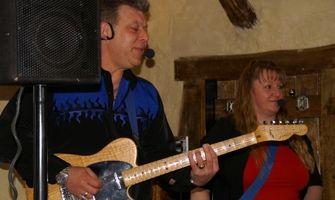 Clive Live Duo - Soundcheck
