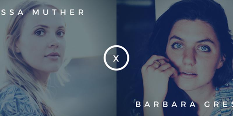 Doppelkonzert: Melissa Muther (Köln) & Barbara Greshake (Hamburg)