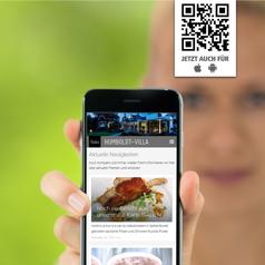 Humboldt-Villa App