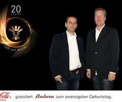 20 Jahre Bolero Holding Party (Fotos von Coca-Cola)