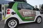 Ladesäule für Elektrofahrzeuge