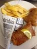 Fish & Chips - original und hausgemacht