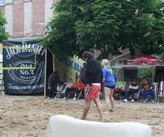 1.Spieltag Beachvolleyball