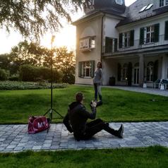 Fotoshooting Strodel & Jäger