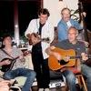 Country Musiker-Stammtisch im Salon