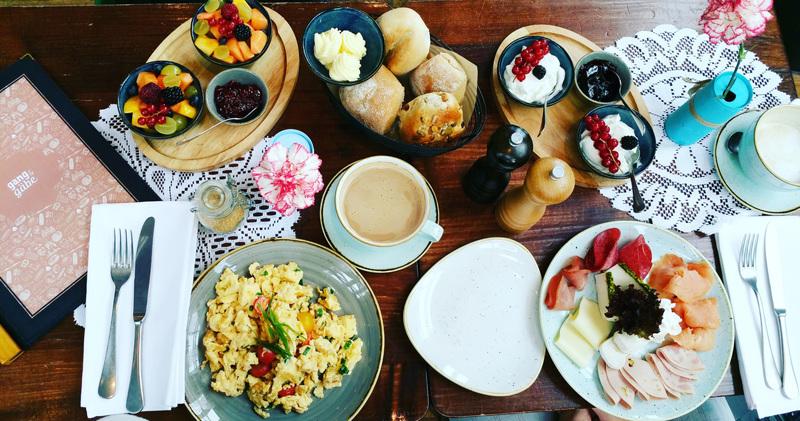 Nur für Dich: Frühstück!
