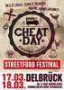 CHEAT DAY Streetfood Festival in Delbrück