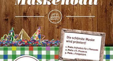 Alm-Nacht: Maskenball