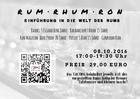 "Rum-Tasting ""Einführung in die Welt des Rums"""