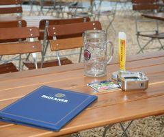 Bolero Sommerterrassen - Aufbau & Bauarbeiter Party