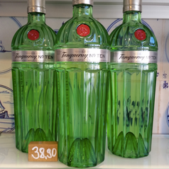 Tanqueray No. Ten Gin (38,90€ pro 1,0l Fl.)