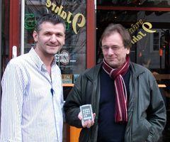 Bolero Rubbel los! Gewinner eines iPod Touch!!!!