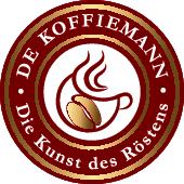 de koffiemann Logo 2