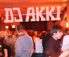 X-mas Party mit DJ Akki im Bolero Duisburg 2008