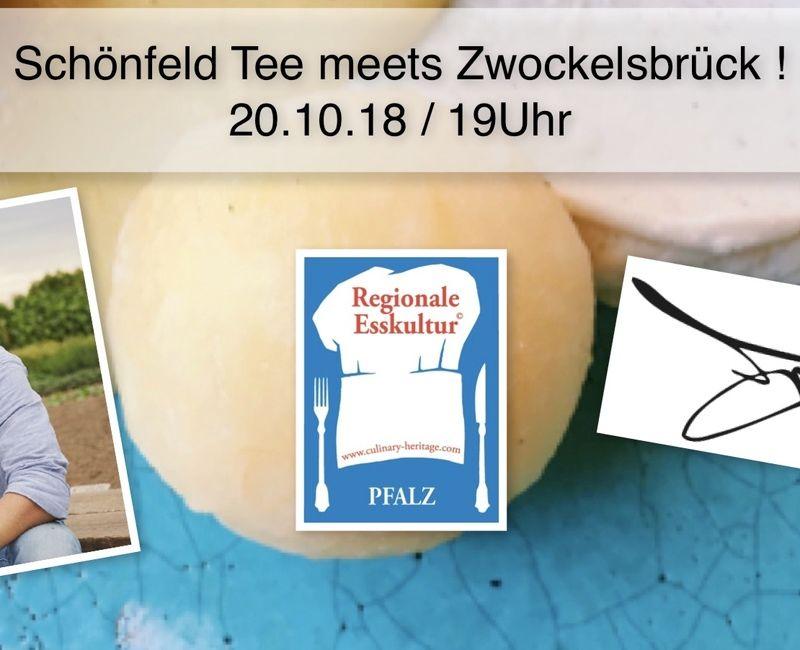 Schönfeld Tee meets Zwockelsbrück!