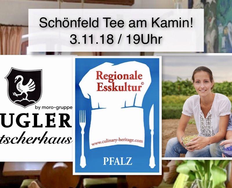 Schönfeld Tee meets Kutscherhaus!