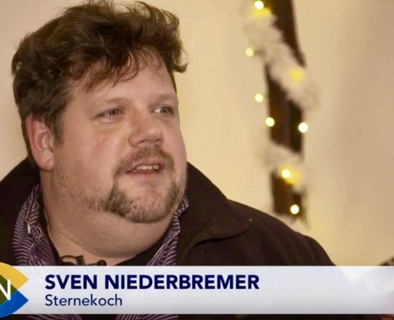 Sven Niederbremer bei RON TV