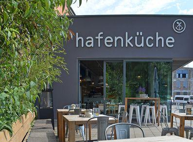 Restaurant Berlin Galerie Hafenkuche