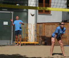 2.Spieltag Beachvolleyball