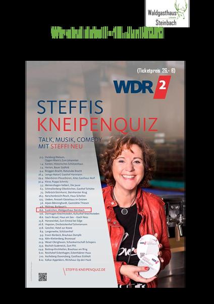 WDR 2 Steffis Kneipenquiz