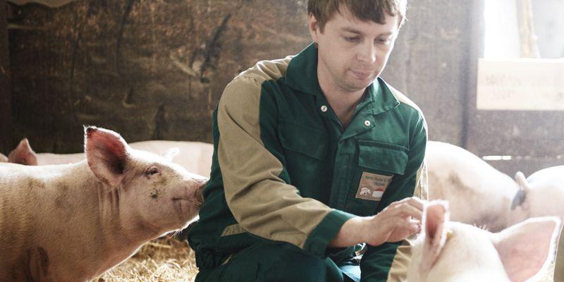 Wir achten auf mehr Tierwohl!