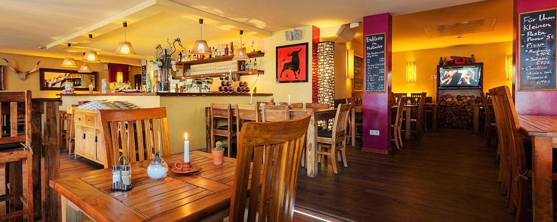 Restaurant Potsdam Willkommen Matador