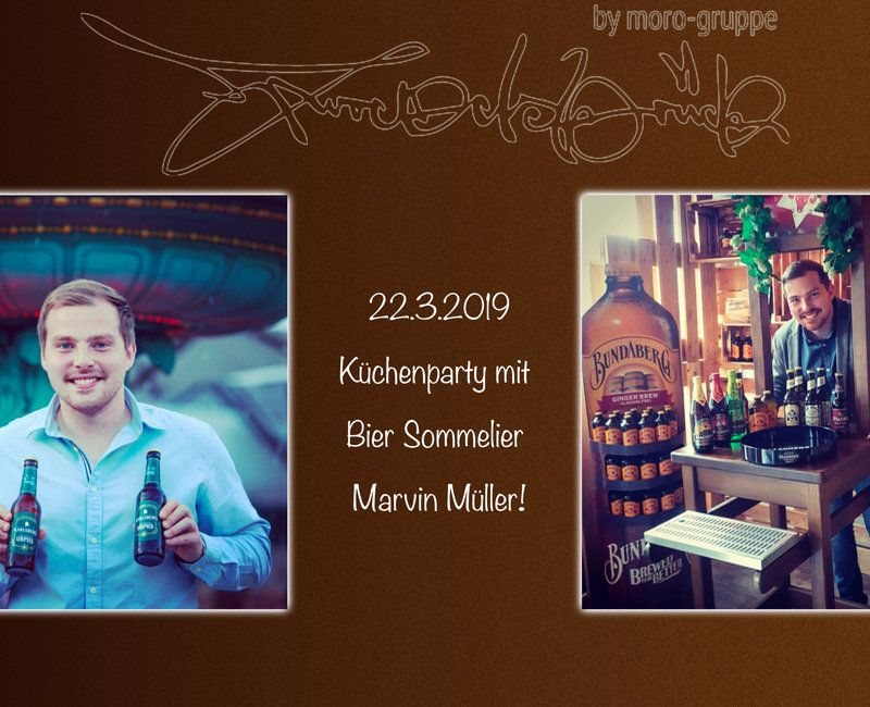 Küchenparty / Marvs Beer School