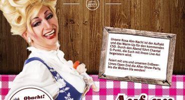 Rosa Alm-Nacht: Warm-Up CSD